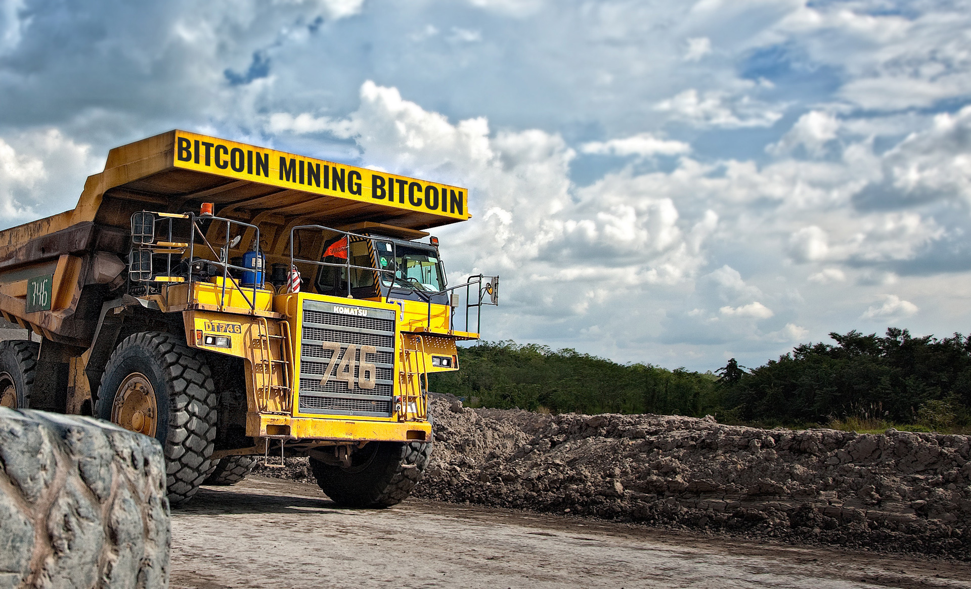 BTC mining brings losses: is it dangerous for all Crypto?