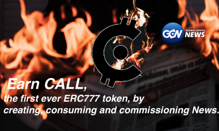 GCN's Full Reward Model: Earn Your CALL, the Very First ERC777 Token