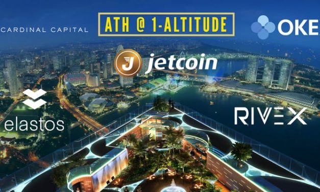 INVEST ASIA 2019 – Party ATH with the JETCOIN & OKEX