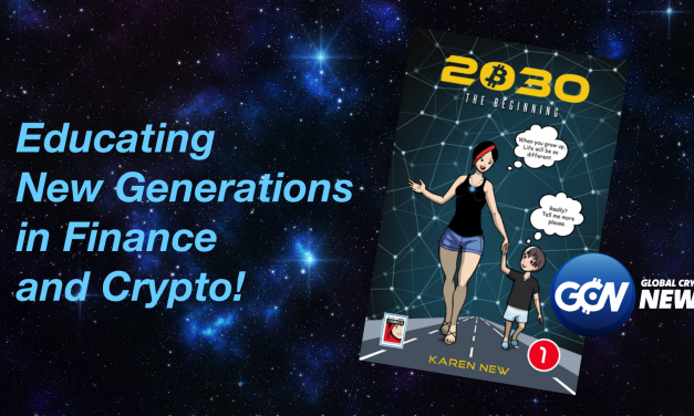 Interview with Karen New – Creator of Educational Crypto Comics
