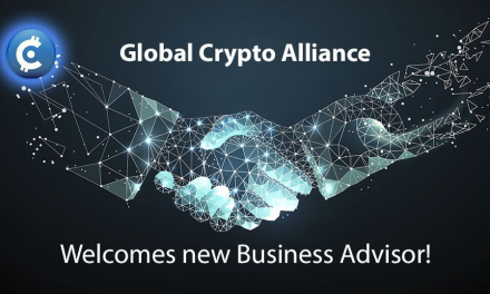 Global Crypto Alliance welcomes new Business Advisor