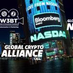 Global Crypto Alliance films on NASDAQ NYC 2020