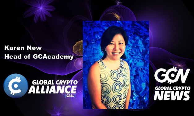 We are proud to announce that Karen New has officially joined Global Crypto Alliance!