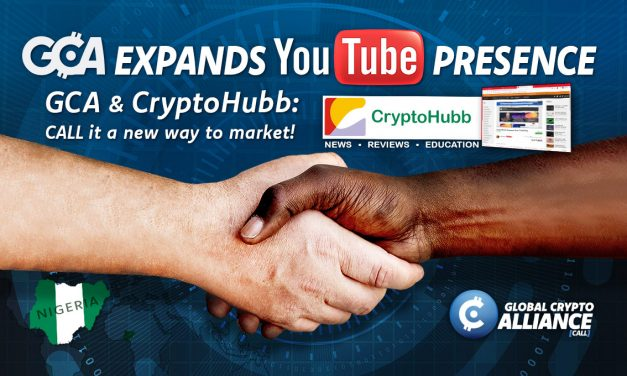 Global Crypto Alliance (CALL) partners with African YouTuber CryptoHubb