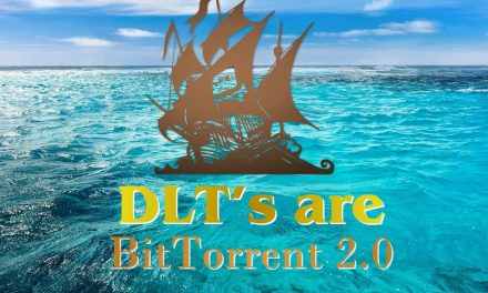 DLTs are BitTorrent 2.0