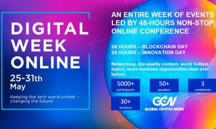 Digital Week Online – a Global Event Connecting the Innovation World